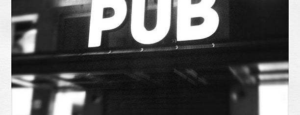 PUB is one of Stockholm.