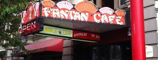 Fan Tan Cafe is one of Jonathan : понравившиеся места.