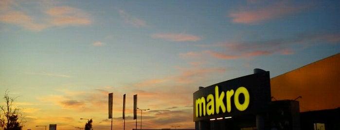 Makro is one of Marina'nın Beğendiği Mekanlar.