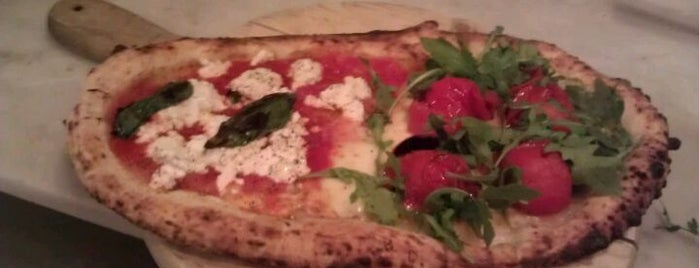 San Matteo Pizza Espresso Bar is one of Eating Manhattan II.
