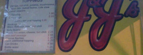 JJ's Hot Dogs is one of You Hungry?.