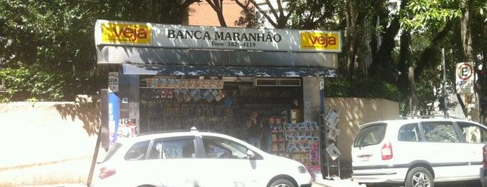 Banca Maranhão is one of Alencar: сохраненные места.