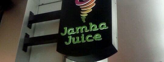 Jamba Juice is one of Locais curtidos por Jonathan.