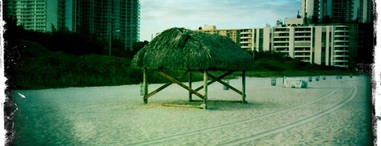 Haulover Beach is one of NewNowNext Travel.