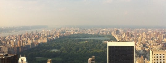 Top of the Rock Observation Deck is one of Adventures in the Big Apple.