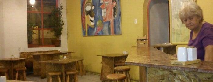 Iyael Café y Empanadas is one of yahia.