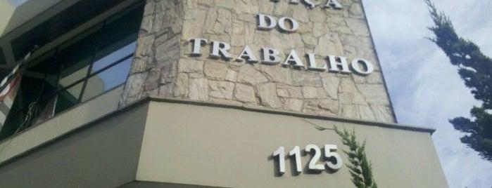 Fórum Trabalhista de Guarulhos is one of Lugares favoritos de David.