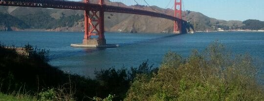 Golden Gate National Recreational Area is one of to-do in sf.
