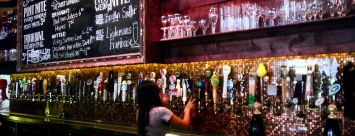 Flying Saucer Draught Emporium is one of Austin Explorations.