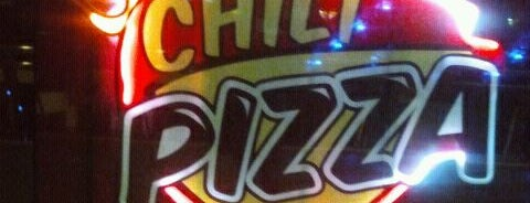 Chili Pizza is one of pizza places of world 2.