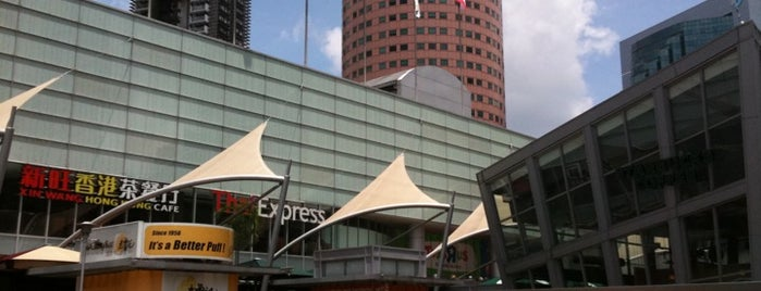 United Square is one of Retail Therapy Prescriptions SG.