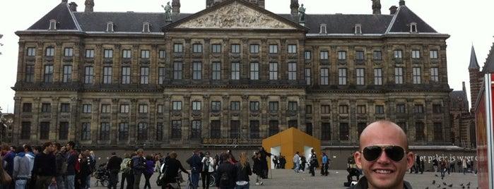 Dam is one of Amsterdam ADventure.