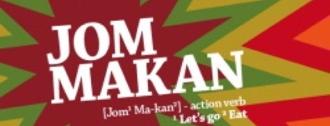 Jom Makan is one of Makan!: Quest for Malaysian Food in UK.