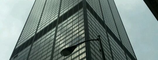 Willis Tower is one of Two days in Chicago, IL.