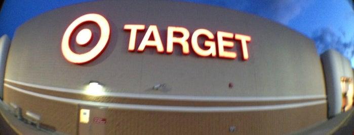 Target is one of Lieux sauvegardés par John.