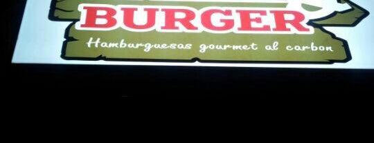 Grill & Burger is one of Comidas en Puebla.