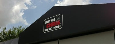 Ruth's Chris Steak House is one of Lieux qui ont plu à Lisa.