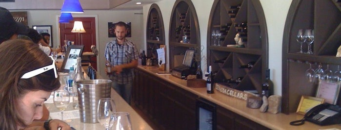 Zenaida Cellars is one of Central Coast.