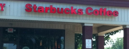 Starbucks is one of Hillsborough.