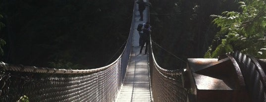 Lynn Canyon Suspension Bridge is one of Best of World Edition part 3.