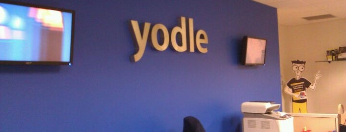Yodle HQ is one of NYC Tech.