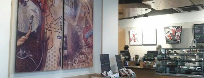 Starbucks is one of Edinburgh.