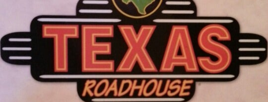 Texas Roadhouse is one of Lugares favoritos de ESTHER.