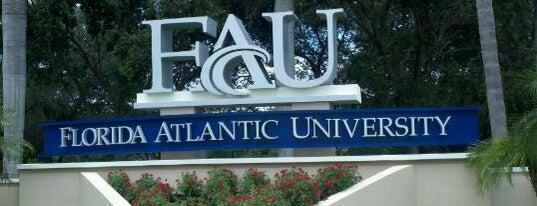 Florida Atlantic University is one of 2014 U.S. Tour.