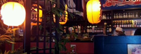 Nagasaki Japanese Restaurant is one of Maine.