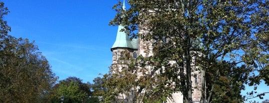 Johannesplatz is one of Darmstadt - must visit.