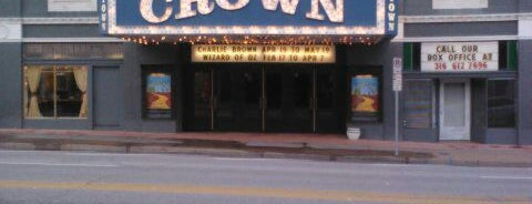 Crown Uptown Theatre is one of Fun Places To Take The Kids.