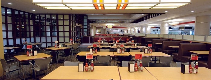 Warren Towers Dining Hall is one of Election 2012: Where to Watch.