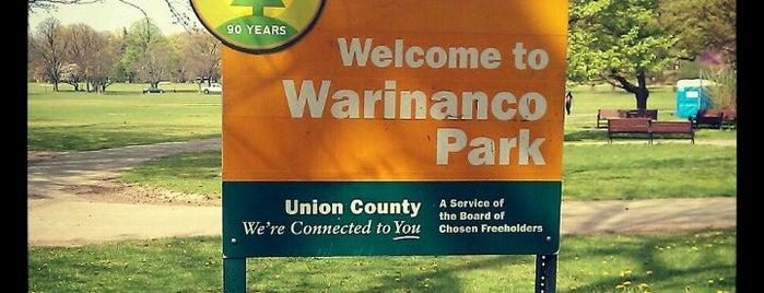 Warinanco Park is one of Lieux qui ont plu à Theresa.