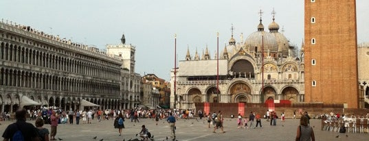Piazza San Marco is one of visit again.