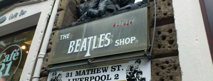 The Beatles Shop is one of Things to do in Europe 2013.