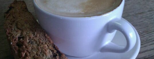 Macy's European Coffeehouse & Bakery is one of Flavors of Flagstaff.