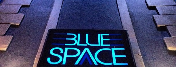 Blue Space is one of Locais curtidos por Carla.