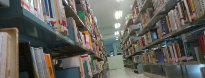 Biblioteca Setorial/CED is one of UFSC e etc..