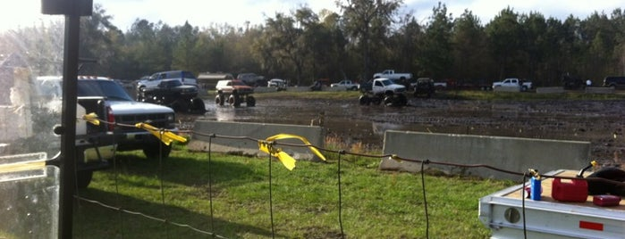 Perry Mud Bog is one of Places Penina Mezei visited last year.