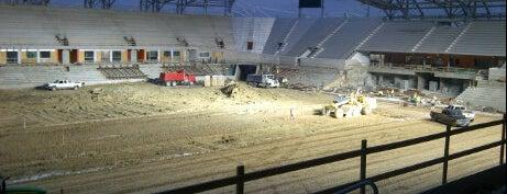 BBVA Compass Stadium is one of Stadiums.