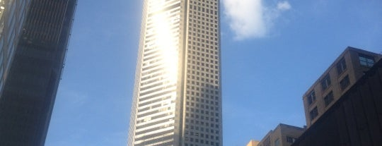 JPMorgan Chase Tower is one of Houston.