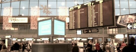 Helsinki Airport (HEL) is one of Airports - Europe.