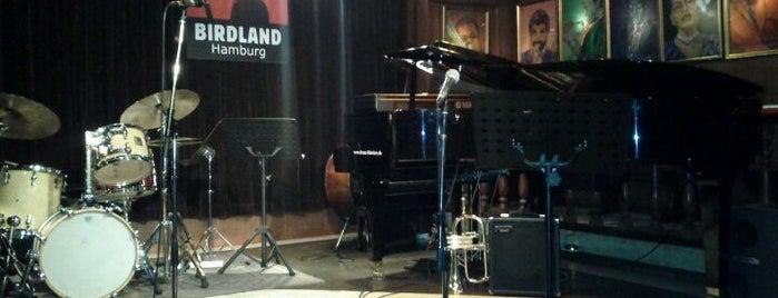 Jazzclub Birdland is one of StorefrontSticker #4sqCities: Hamburg.