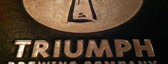 Triumph Brewing Company is one of Philadelphia's Best Bars 2011.