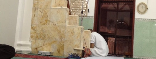 Al Noor Mosque (Thánh đường Hồi Giáo) is one of Orte, die Lukman gefallen.