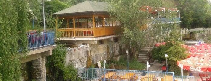 Çırçır Şelalesi Alabalık Tesisleri is one of Yolüstü Lezzet Durakları.
