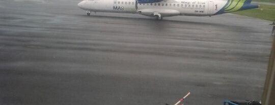 Bandar Udara Internasional Juwata (TRK) is one of Part 1~International Airports....