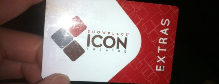 ShowPlace ICON at Roosevelt Collection is one of Favorites!. :).