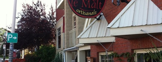 Le Bien, le Malt | Brasserie artisanale is one of Bieres de microbrasseries / Microbreweries beers.