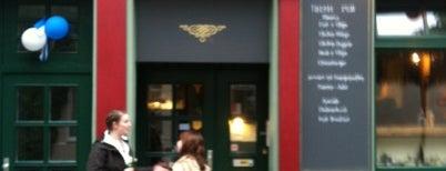 Irish Pub is one of Die 30 beliebtesten Irish Pubs in Deutschland.